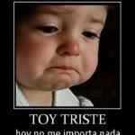 Imágenes de tristeza y decepción